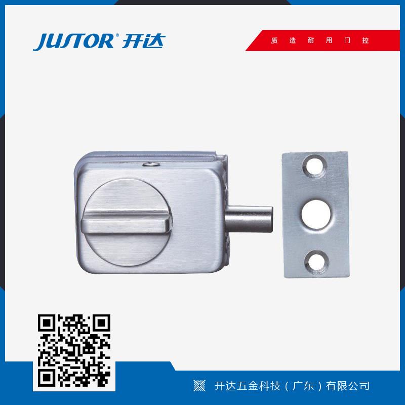 title='S-BZY521(插銷)玻璃門中央鎖'