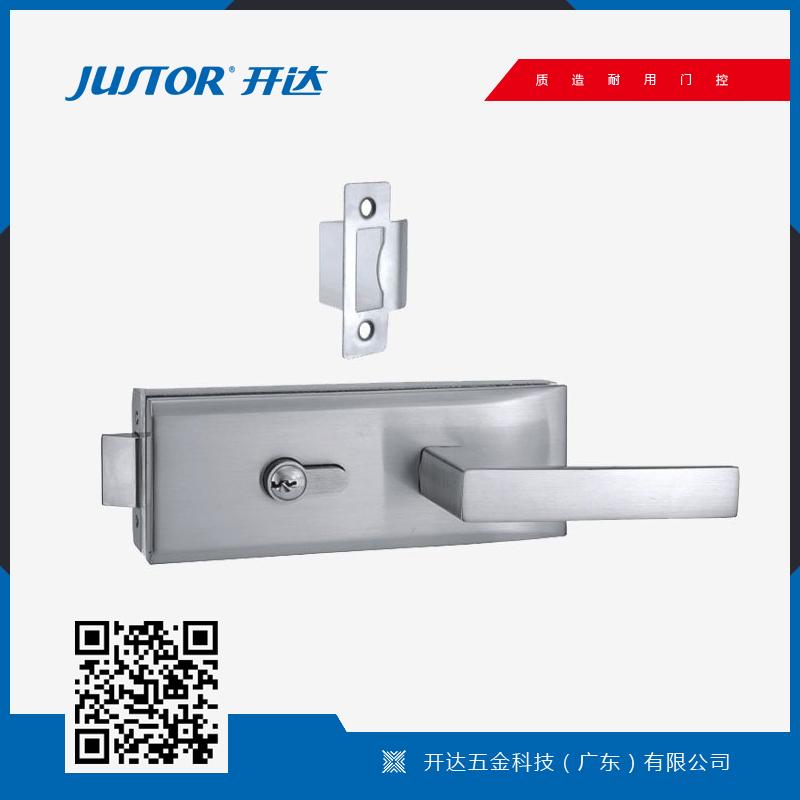 title='S-BZY201(長方形)玻璃門中央鎖'